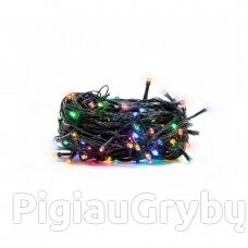 300 LED Kalėdinė lempučių girlianda 25,5 m, įvairiaspalvė