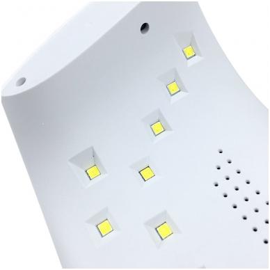 30W LED UV hibridinė lempa nagams SUN8 7