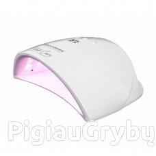 48W UV LED hibridinė lempa nagams ESPERANZA TOPAZ