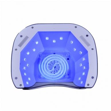 48W CCFL+LED hibridinė lempa nagams 4