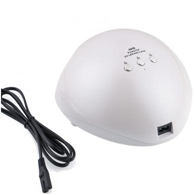 48W LED/UV hibridinė lempa nagams Sun5X 6