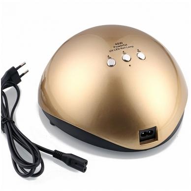 48W LED/UV hibridinė lempa nagams Sun5X 4