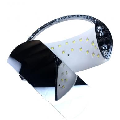 48W LED/UV hibridinė lempa nagams SUN6, baltos sp. 6