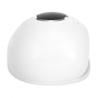 48W UV LED hibridinė lempa nagams Star5, baltos sp. 3