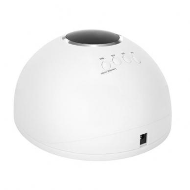 48W UV LED hibridinė lempa nagams Star5, baltos sp. 4