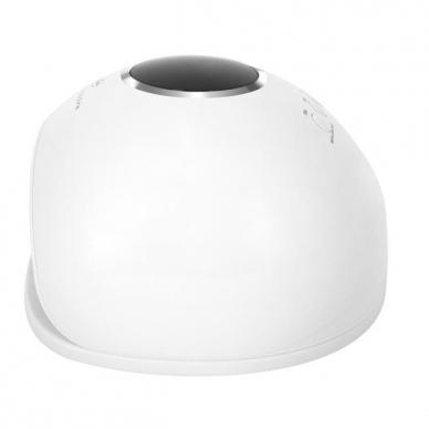 48W UV LED hibridinė lempa nagams Star5, baltos sp. 5