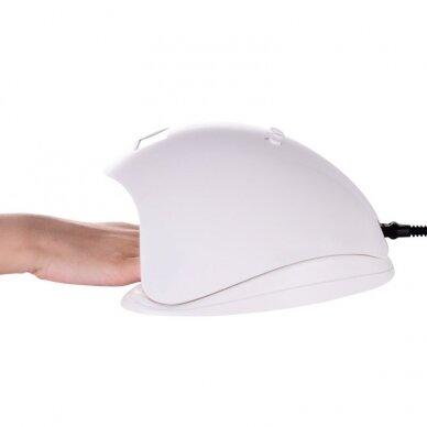 48W UV LED hibridinė lempa nagams SUN5, baltos sp. 7