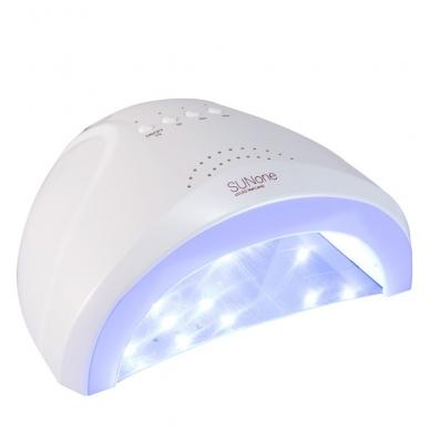 48W UV LED hibridinė lempa nagams SUNone