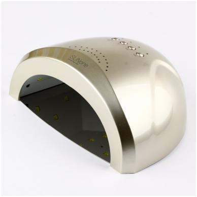 48W UV LED hibridinė lempa nagams SUNone 9