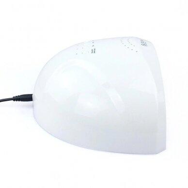 48W UV LED hibridinė lempa nagams SUNone 4