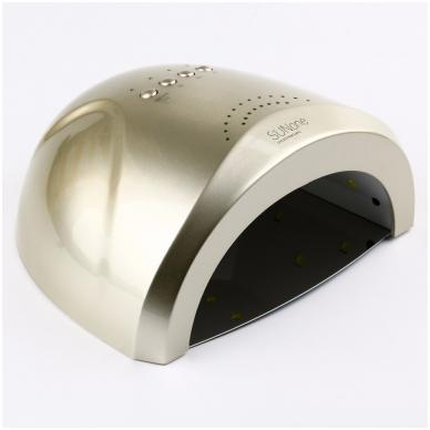 48W UV LED hibridinė lempa nagams SUNone 10