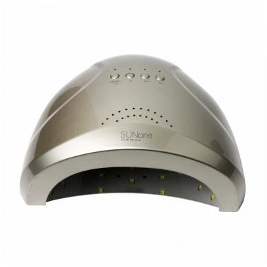 48W UV LED hibridinė lempa nagams SUNone 11