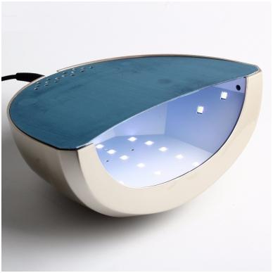 48W UV LED hibridinė lempa nagams SUNone 12