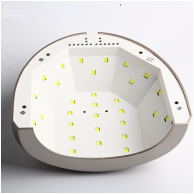 48W UV LED hibridinė lempa nagams SUNone 13