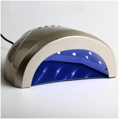 48W UV LED hibridinė lempa nagams SUNone 18
