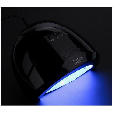 48W UV LED hibridinė lempa nagams SUNone 20