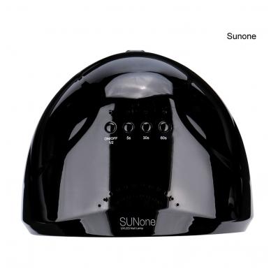 48W UV LED hibridinė lempa nagams SUNone 17