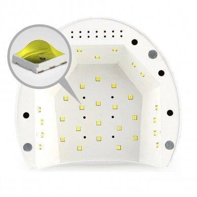 48W UV/LED hibridinė lempa nagams SUN2c 4