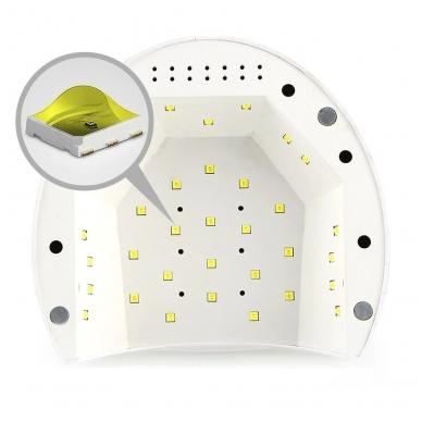 48W UV/LED hibridinė lempa nagams SUN2c 5