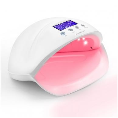 50W UV LED SUN5SE lempa nagams su fototerapija 2