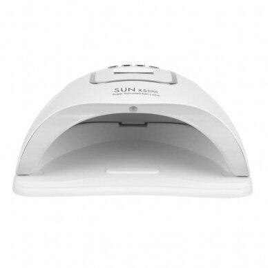 120W UV LED hibridinė lempa nagams SUN x5 MAX 5