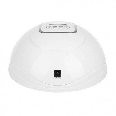 120W UV LED hibridinė lempa nagams SUN x5 MAX 6