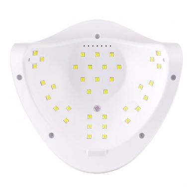54W UV LED hibridinė lempa nagams SUN x5 Plus 4