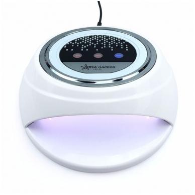 60W LED UV hibridinė lempa nagams Z8 5