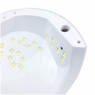 60W LED UV hibridinė lempa nagams Z8 6