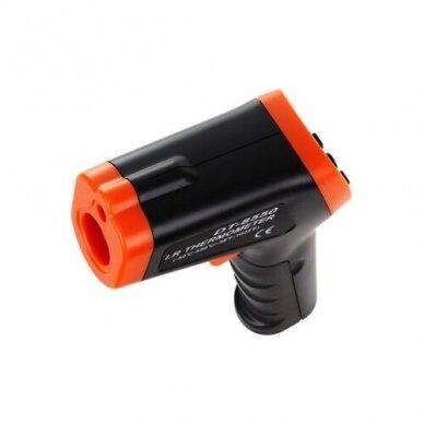 Bekontaktis infraraudonųjų spindulių termometras DT-8550 8