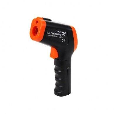 Bekontaktis infraraudonųjų spindulių termometras DT-8550
