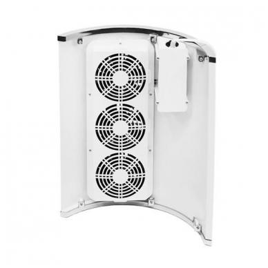 Dulkių surinkėjas manikiūrui su trimis ventiliatoriais 9