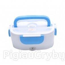Elektrinė priešpiečių dėžutė, mėlyna