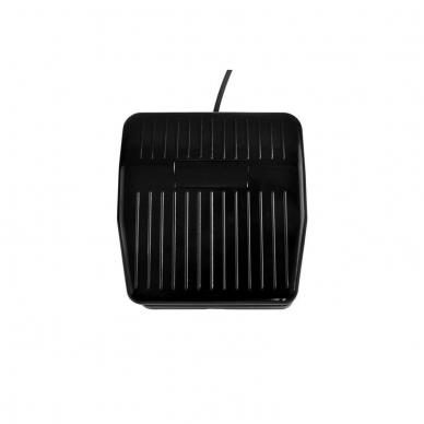 Elektrinė dildė nagams (nagų freza) HBS-401 iki 35000 RPM, raudonos sp. 8