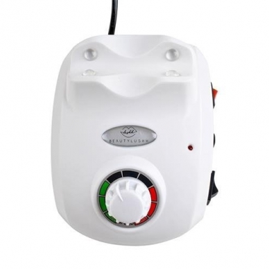 Elektrinė dildė nagams (nagų freza) HBS-402 iki 35000 RPM, baltos sp. 3