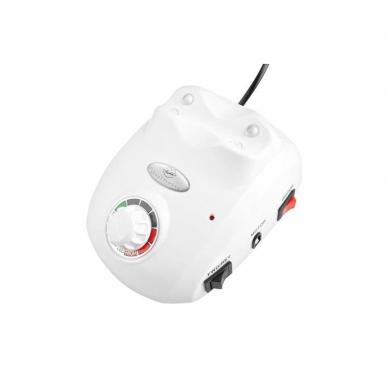 Elektrinė dildė nagams (nagų freza) HBS-402 iki 35000 RPM, baltos sp. 5