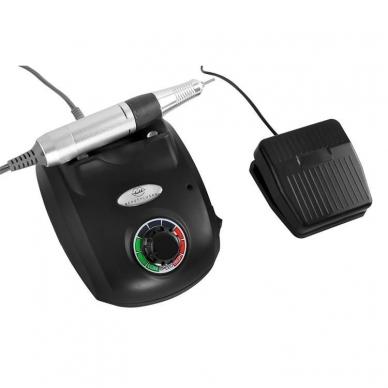Elektrinė dildė nagams (nagų freza) HBS-402 iki 35000 RPM, juodos sp. 2