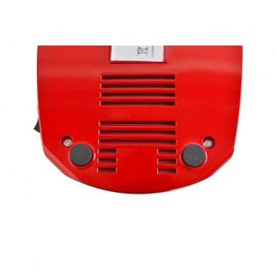 Elektrinė dildė nagams (nagų freza) HBS-402 iki 35000 RPM, raudonos sp. 9