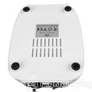 Elektrinė freza nagams su 60 antgalių iki 35000 RPM, auksinės sp. 8