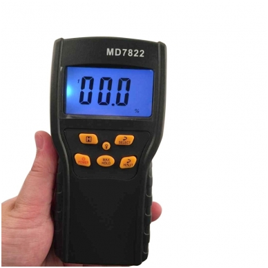 Grūdų drėgmės matuoklis MD7822 2