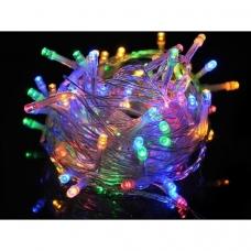 Kalėdinė girlianda, 100 LED, įvairiaspalvė