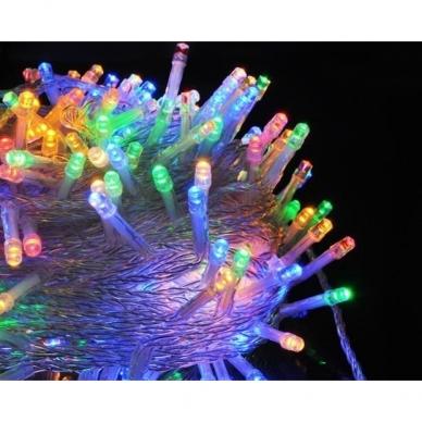 Kalėdinė girlianda, 100 LED, įvairiaspalvė 2