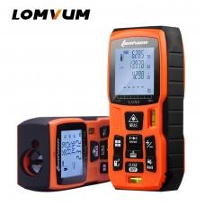 Lazerinis atstumų matuoklis LomVum LV, LV Plus