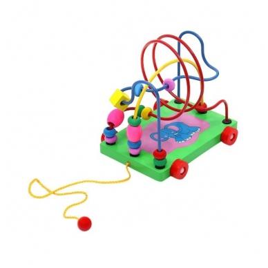 """Lavinamasis žaislas """"Labirintas"""""""