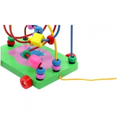 """Lavinamasis žaislas """"Labirintas"""" 4"""