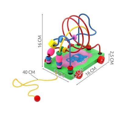 """Lavinamasis žaislas """"Labirintas"""" 6"""