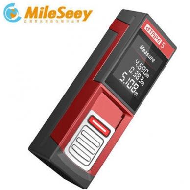Lazerinis atstumų matuoklis MiLESEEY dTAPE5 4