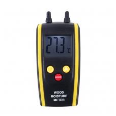 Medienos/statybinių medžiagų drėgmės matuoklis HT-610