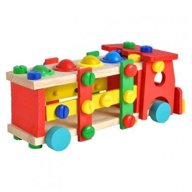 Medinis lavinamasis sunkvežimis 2