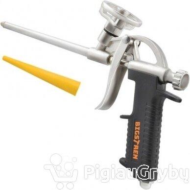 Montažinių putų pistoletas